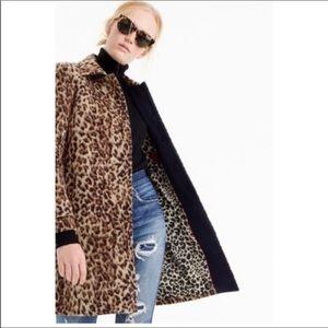 NWT. J. Crew wool coat